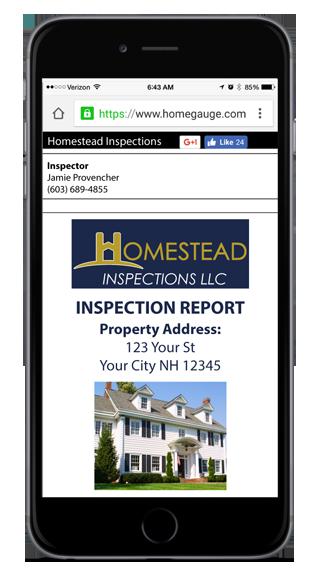 Home Gauge Digital CRL Report